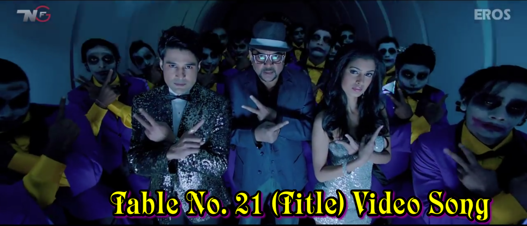 Table no 21 title video song for Table no 21 songs