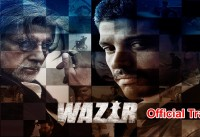 Wazir Official Trailer