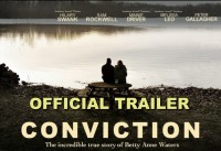 Conviction Official Trailer