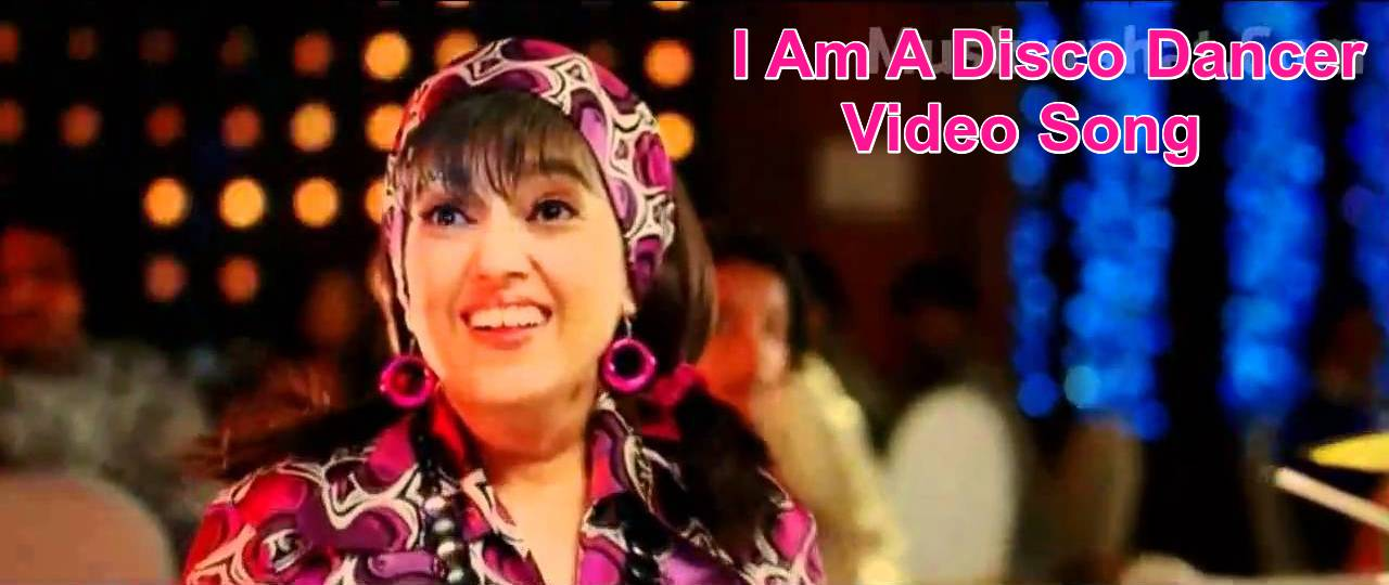 I Am A Disco Dancer (Title) Lyrics