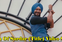 Son Of Sardar (Title) Video Song