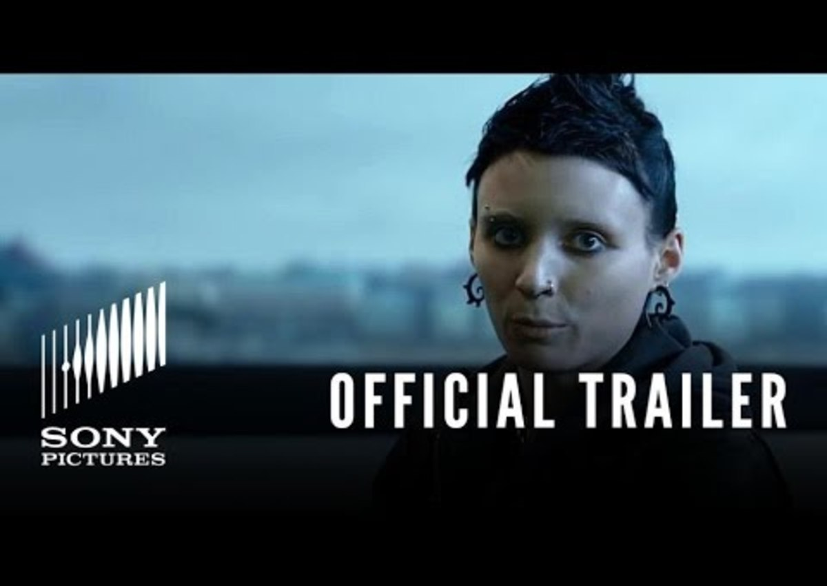 The girl with the dragon tattoo official trailer for The girl with the dragon tattoo soundtrack