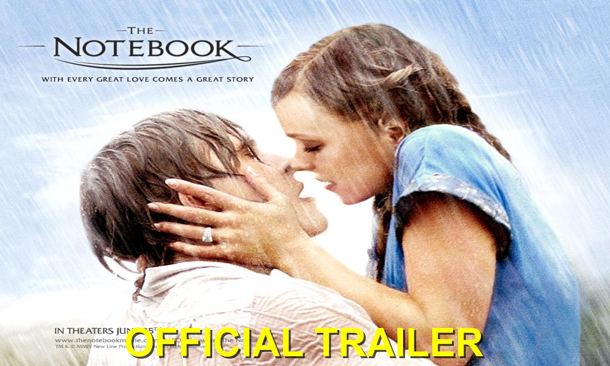 the notebook best film i have