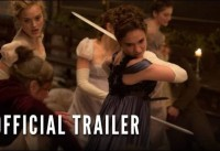 Pride And Prejudice And Zombies  official trailer