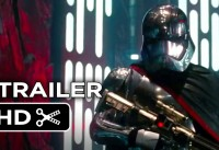 Star Wars Episode VII - The Force Awakens Official Trailer