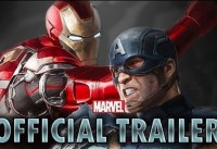 Captain America Civil War Official Trailer