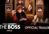 The Boss Official Trailer