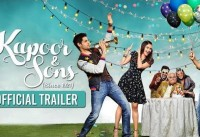 Kapoor & Sons Official Trailerz