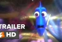 Finding Dory Official Trailer