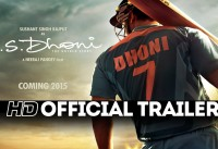M.S Dhoni The Untold Story Official Trailer