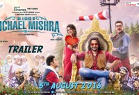 The Legend of Michael Mishra Official Trailer